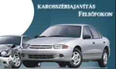 Autófényezés Székesfehérvár - Osztotics Gyula