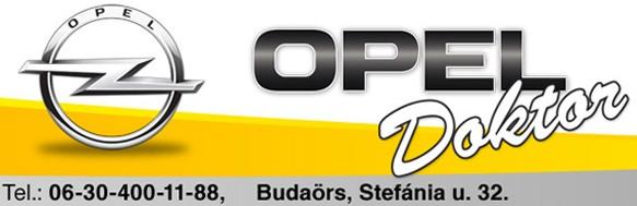 Opel Szerviz Budaörs