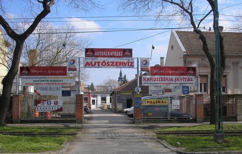 Márkafüggetlen Autószerviz Szeged - CAR-O-MEGA Kft.