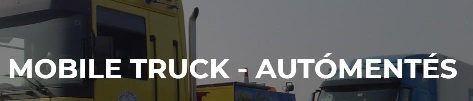 Autómentés Somogy megye, Kamion mentés Somogy megye - Mobile Truck Kft.