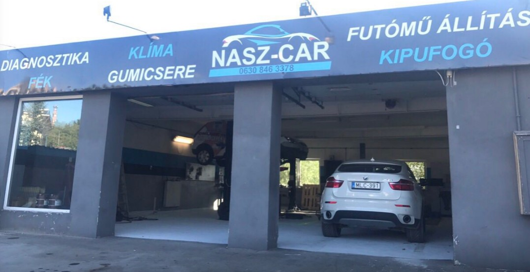 Autószerelő Dunakeszi - Nasz Car Garage Kft.