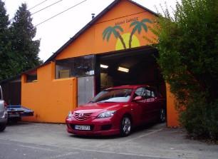Mazdaszervíz 17. kerület