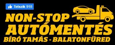 Autómentő Balatonfüred - Bíró Tamás